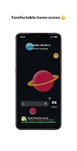Milky Launcher Pro 🔹 Beautiful, Clean, Fresh Pro b230 (Paid)