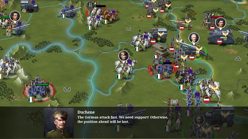 European War 6:1914 - WW1 Strategy Game  screenshots 17