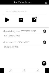 Pur Video Player 1.4 Screenshots 5