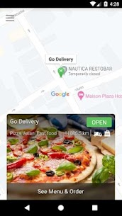 Go Delivery Food  for PC – Windows 7, 8, 10 – Free Download 2