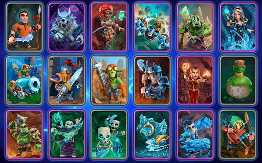 Descargar Clash of Wizards - Battle Royale mod apk 1