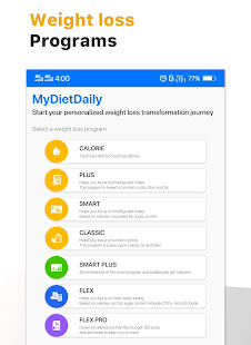 MyDietDaily - Diet Watchers, Smart Weight Loss