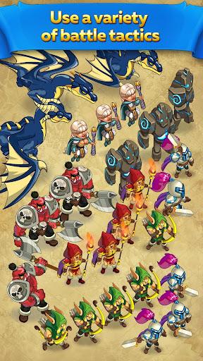 Might and Glory: Kingdom War 1.1.8 screenshots 3