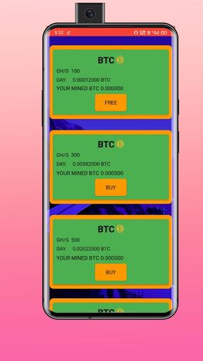 BTC CLOUD MINER PRO hack tool