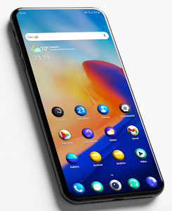 Oxigen 11 3D - Icon Pack 2.5.0 (Patched)