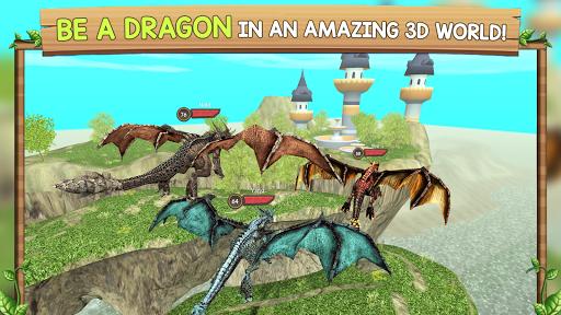 Dragon Sim Online: Be A Dragon  screenshots 1