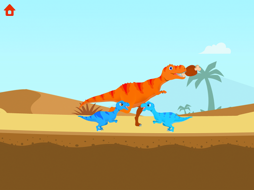 Dinosaur Island: T-Rex Games for kids in jurassic 1.0.6 screenshots 7