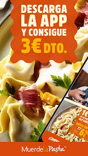 Muerde la Pasta - Italiano con buffet libre 1.94 Screenshots 1
