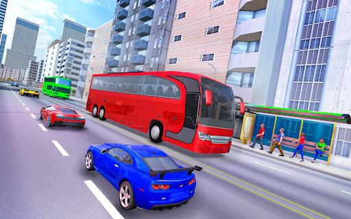 City Coach Bus Simulator 3d - Free Bus Games 2020 1.0.3 Screenshots 12