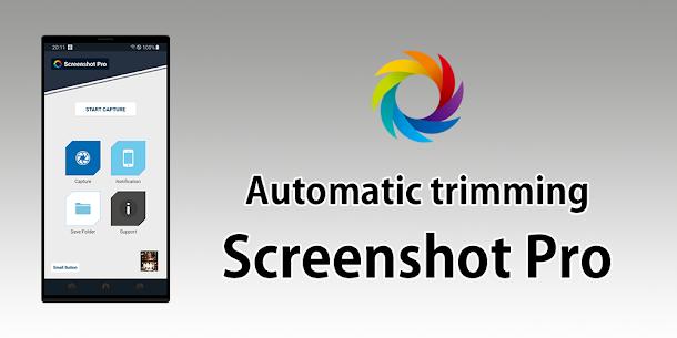 [Automatic trimming] Screenshot Pro 4.1.7 Apk 1