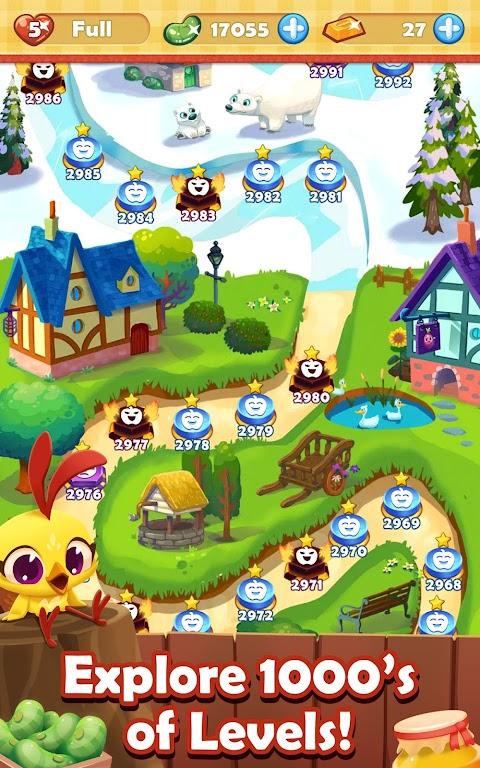 Farm Heroes Saga poster 11