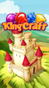 KingCraft - Free match 3 games for adults Screenshot