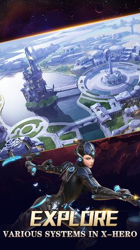 X-HERO: Marvelous Adventure  screenshots 6