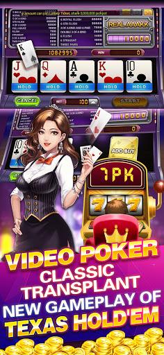 777Casino: Cash Slots Gmaes - Video Poker, Buffalo 1.2.8 screenshots 4