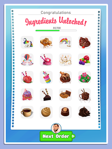 Perfect Cake Maker 0.8 screenshots 15