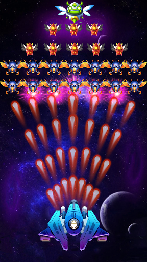 Galaxy Attack - Space Shooter - Galaxia 0.09 updownapk 1
