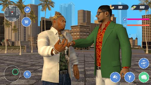 Grand City Thug Crime Game Apkfinish screenshots 4
