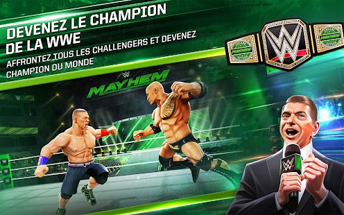 WWE Mayhem Capture d'écran
