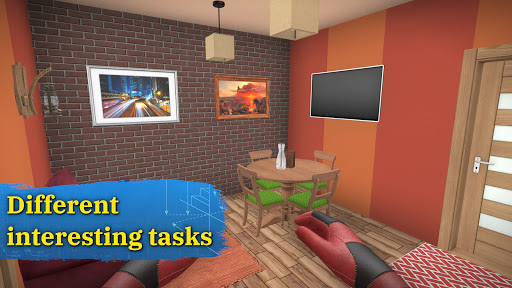 House Flipper: Home Design & Simulator Games  screenshots 3