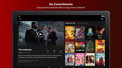Netflix 7.82.2 build 42 35213 screenshots 21
