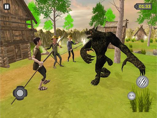 jungle werewolf monster rpg -bigfoot forest hunter screenshots 7