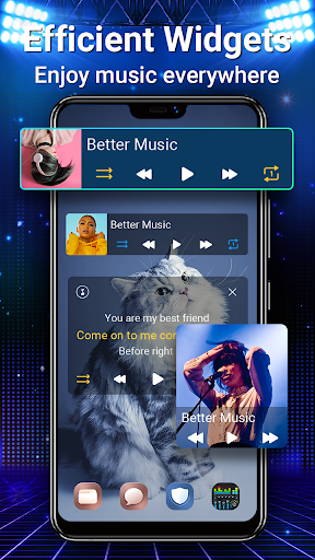 Music Player - MP3, Equalizer android2mod screenshots 8