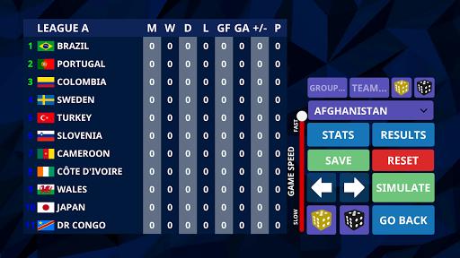 International Football Simulator 20.12.1 screenshots 3