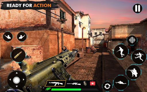 offline shooting game: free gun game 2021 Apkfinish screenshots 14