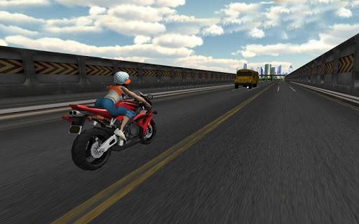 Racing Girl 3D 15 screenshots 1
