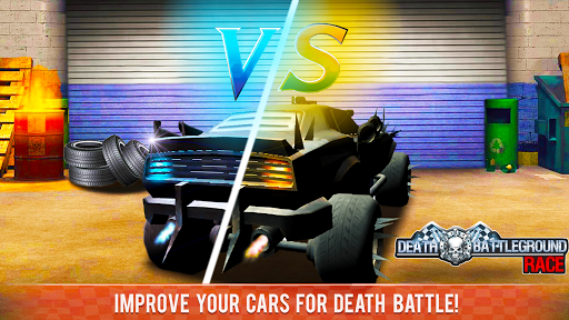Death Battle Ground Race Latest screenshots 1