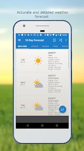 Weather & Clock Widget for Android 6.3.1.2 Screenshots 5