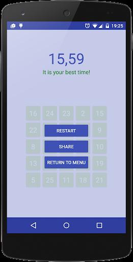 tap numbers! screenshot 3
