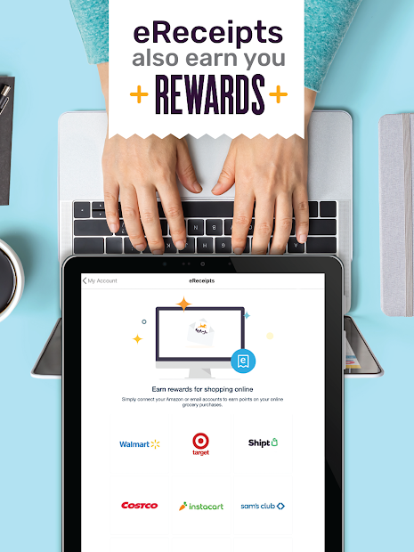 Captura de Pantalla 10 de Fetch Rewards: Grocery Savings & Gift Cards para android
