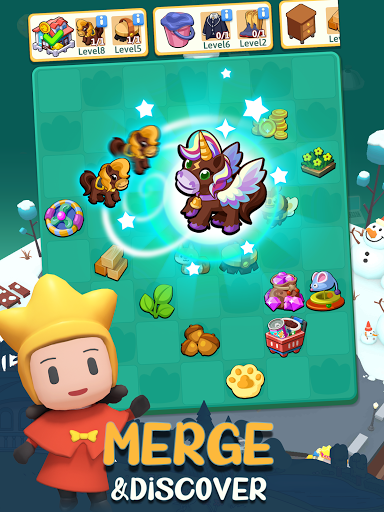 Merge Home 0.5.0 screenshots 1