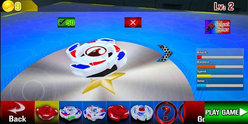 Code Triche Spinner Chaos Battle mod apk screenshots 5