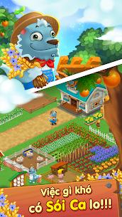 Tải Farmery – Nông trại Sói Ca v7.7.3 [MOD – Tiền không Giới Hạn] 2