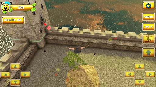 Ninja Samurai Assassin Hero II 1.3.1 Screenshots 7