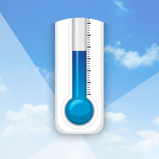 Thermometer: Temperature, Weather, Humidity, Map APK