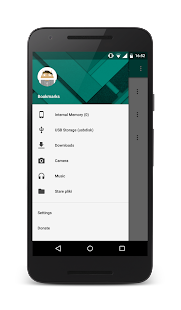 MK Explorer (File manager) Screenshot