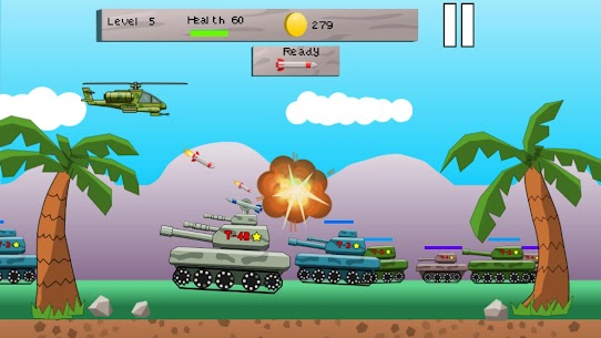 Helicopter Tank Defense Game Hack & Cheats 1
