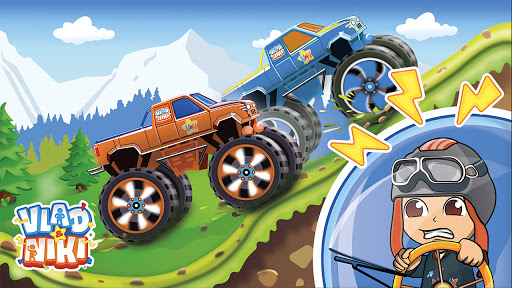Monster Truck Vlad & Niki 1.0.3 screenshots 9