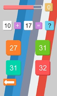 Math Training - Brain Workout Screenshot