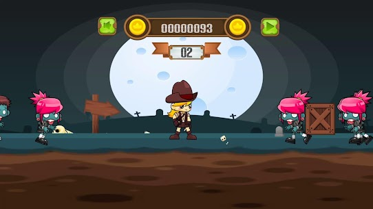 Fight Zombie Hack Game Android & iOS 5