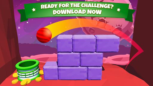 Red Ball V - Dunk in Hoop  screenshots 4