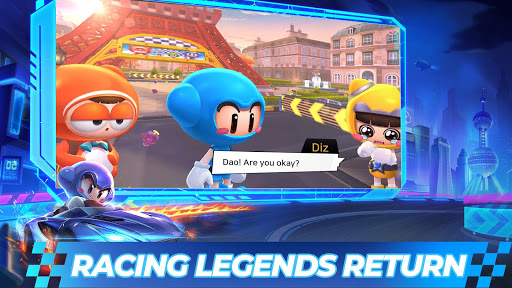 Télécharger KartRider Rush+ APK MOD (Astuce) screenshots 1