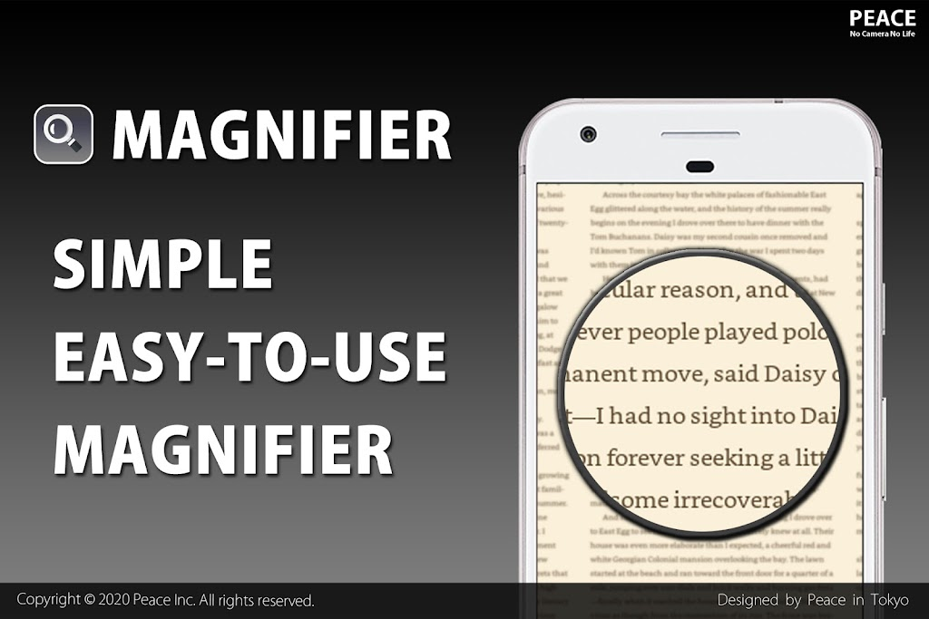 Magnifier  poster 1
