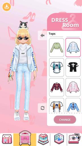 Styledoll Fashion Show - 3D Avatar maker 01.00.02 screenshots 3