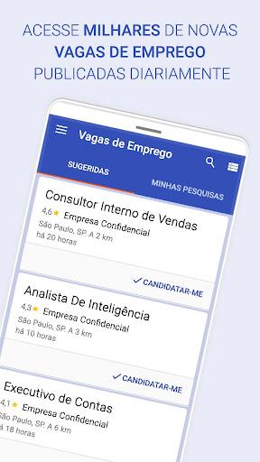 Vagas de emprego home office e presenciais android2mod screenshots 1