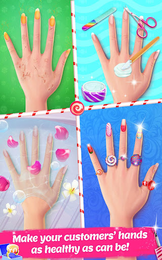 candy nail art - sweet fashion screenshot 2