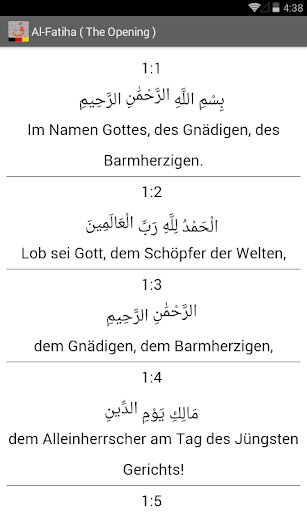 Al Quran - German For PC Windows (7, 8, 10, 10X) & Mac Computer Image Number- 6